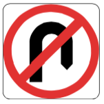 111_no_u_turn_sign
