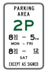 164_general_parking_signs