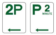 165_general_parking_signs