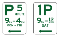 166_general_parking_signs