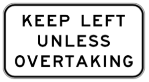 25_keep_left_unless_overtaking