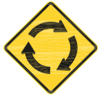 35_roundabout_ahead