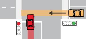 35-intruding-intersection-traffic-stream