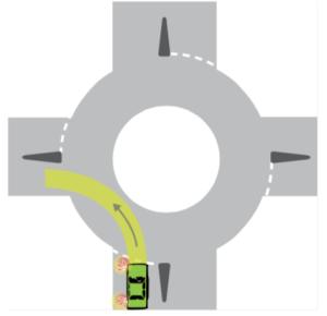 4-left-signal-roundabout-exit