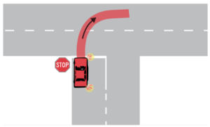 9-other-incorrect-lateral-position-right-turn
